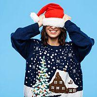 A karácsonyi pulcsikat muszáj imádnod, hiszen gyönyörű giccsesek!