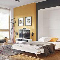 Ágyszekrény kanapéval nem csak vendégeknek!