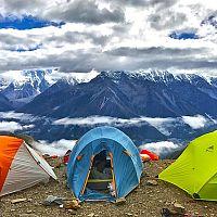 A legjobb sátor 4 - 6 személy számára. Segítünk a választásban!