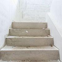 Lépcső építése - a lépcsőfok megfelelő magassága és szélessége
