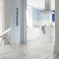Öntapadó vinyl padló a konyhába és a fürdőszobába. Ár, előnyök és hátrányok