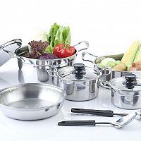 Az Tescoma edények értékelése alapján megtudhatjuk, hogy melyek a legjobb edénykészletek, akár indukciós főzőlapra is!
