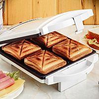 Hogyan válasszunk szendvicssütőt? Kedveltek a 3 az 1-ben modellek és az egyszerre 4 kenyér pirítására szolgáló kenyérpirítók