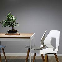 A stílusos műanyag székek nem csak a konyhába illenek