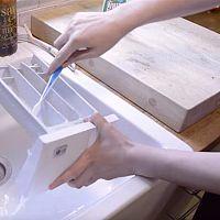 Hogyan űzzük el a bűzt a mosó- vagy mosogatógépből?