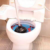 Hogyan javítsuk meg az eldugult WC-t?