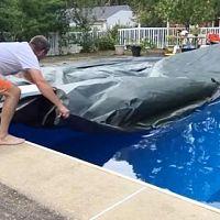 Hogyan téliesítsük a medencét?