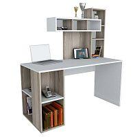 Coral fehér íróasztal