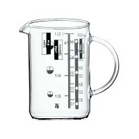 Üveg mérőkancsó, 0,5 l - WMF