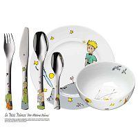 A kis herceg 6 darabos rozsdamentes evőeszköz- és étkészlet - WMF