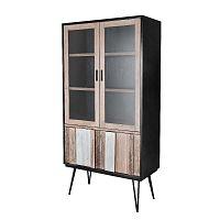 Adesso üvegajtós szekrény - Livin Hill