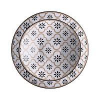 Alhambra agyagtányér, ⌀ 30 cm - Brandani
