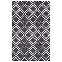 Amy sötétkék vinil szőnyeg, 195 x 120 cm - Zala Living