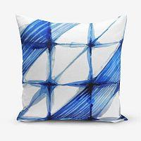 Aquarel pamutkeverék párnahuzat, 45 x 45 cm - Minimalist Cushion Covers