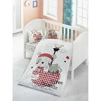 Babyland ranforce pamut gyerek ágynemű, 100 x 150 cm