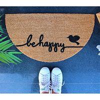 Be Happy lábtörlő, 70 x 40 cm - Doormat