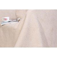 Bej takaró pamut keverékből, 200 x 150 cm - Aksu
