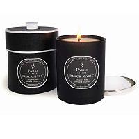 Bergamott és rózsa illatú gyertya, égési idő 50 óra - Parks Candles London