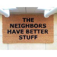 Better Stuff lábtörlő, 70 x 40 cm - Doormat