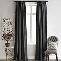 Blackout Curtain antracitszürke sötétítő függöny, 140x240cm - Home De Bleu