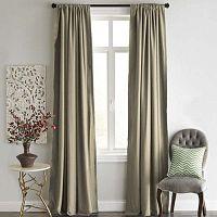 Blackout Curtain barna sötétítő függöny, 140x240cm - Home De Bleu