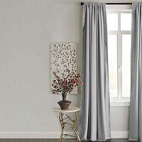 Blackout Curtain szürke sötétítő függöny, 140x240cm - Home De Bleu