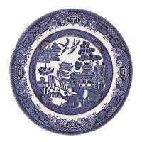 Blu Willow tányér, Ø 17 cm - Churchill China