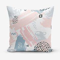 Boyama pamutkeverék párnahuzat, 45 x 45 cm - Minimalist Cushion Covers