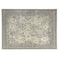 Calypso szürke gyapjú szőnyeg, 200 x 300 cm - Kooko Home