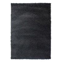Cariboo Charcoal sötétszürke szőnyeg, 80 x 150 cm - Flair Rugs