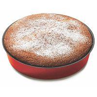 Crispy Plate Baking sütőforma mikrohullámú sütőbe, ø 26 cm - Snips