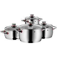 Cromargan® Cooker 4 darab rozsdamentes edény fedővel - WMF