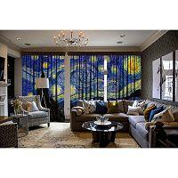Curtain Malisto 3 részes függönyszett, 140 x 260 cm