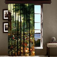 Curtain Mertie függöny, 140 x 260 cm