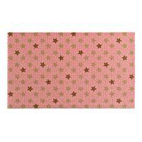 Design Star Pink rózsaszín lábtörlő, 50 x 70 cm - Zala Living