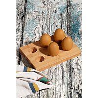 Eggcellent bambusz tojástartó 6 tojáshoz