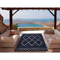 Elba kék szőnyeg, 140x200 cm - Universal