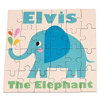 Elvis The Elephant puzzle, 24 db - Rex London