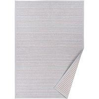 Esna szürke, mintás kétoldalú szőnyeg, 140 x 200 cm - Narma