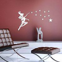 Fairy fali dekoráció, 50 x 27cm