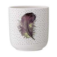 Feather kerámia virágtartó - Bloomingville
