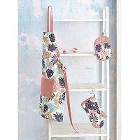 Florentina Mia konyhai kötény és edényfogó készlet