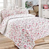 Florita kétszemélyes steppelt ágytakaró párnahuzatokkal, 200 x 220 cm
