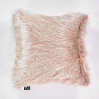 Fluffy rózsaszín párnahuzat, 50 x 50 cm - WeLoveBeds