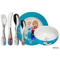 Frozen 6 darabos rozsdamentes, gyerek evőeszköz- és étkészlet - WMF