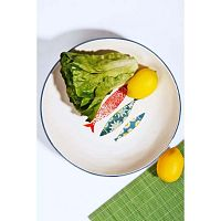 Greco kerámia salátás tál - Kutahya