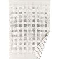 Helme fehér mintás kétoldalas szőnyeg, 160 x 230 cm - Narma