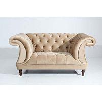 Ivette bézs színű fotel - Max Winzer