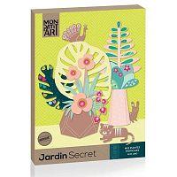 Jardin Secret kreatív dekorációs szett - Mon Petit Art
