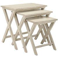 Karina 3 db-os asztal szett - Safavieh